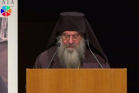 Λεμεσού Αθανάσιος: «Η κατεξοχήν πνευματική εργασία του Γέροντα ήταν η άσκηση της νοεράς και αδιαλείπτου ευχής του Κυρίου»