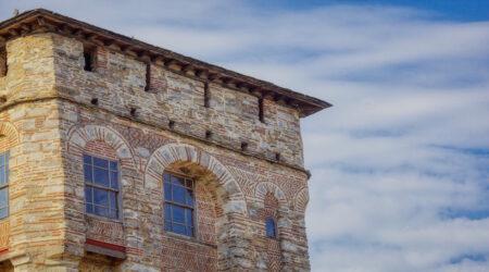 Του Κόσμου τα γυρίσματα: Άγιον Όρος, Ιερά Μονή Χιλανδαρίου, Πύργος.
