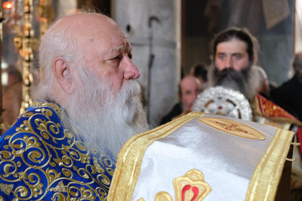 Πανήγυρις Αγ. Γεωργίου στην Ιερά Μονή Ξενοφώντος (3/16-11-2019)