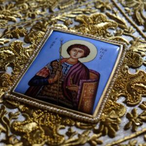 Εις τον Βίον του Αγίου Μεγαλομάρτυρος Γεωργίου του Τροπαιοφόρου
