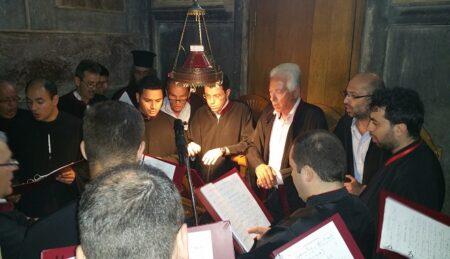 Μουσικές Βυζαντινές Διαδρομές – Ανδρέας Ιωακείμ