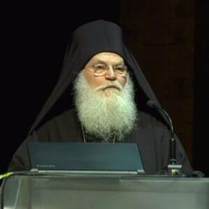 Ομιλίες του Γέροντα Εφραίμ Βατοπαιδινού στην Μοναχική Διακονία