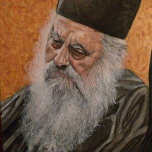 Μνημόσυνο Γέροντος Γαβριήλ Αγιοβαρναβίτου