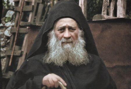Ο Γέρων Ιωσήφ Σπηλιώτης | Πεμπτουσία