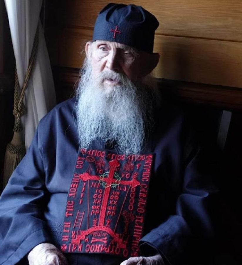 Εκοιμήθη εν Κυρίω ο Γέρων Εφραίμ της Αριζόνας, προηγούμενος της Ι. Μ.  Φιλοθέου | Πεμπτουσία