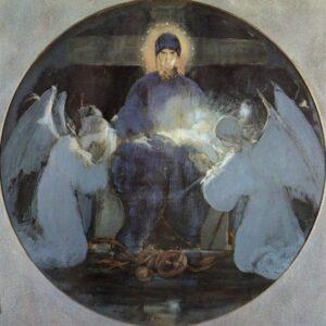 Τα Χριστούγεννα στην Νεοελληνική Ακαδημαϊκή Ζωγραφική