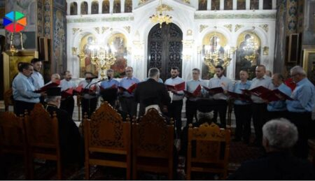 Εόρτια Χριστουγεννιάτικη Εκδήλωση Ι. Ν. Αγίου Παντελεήμονος Ιλισσού