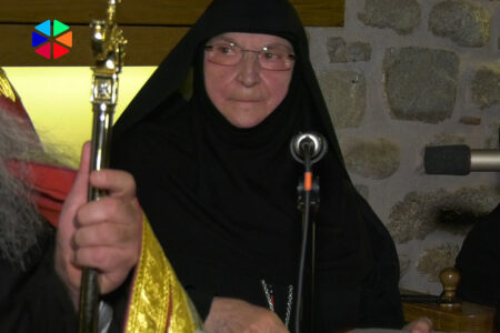 Γερόντισσα Φιλοθέη: «Η Παναγία μας είναι εκείνη που σκεπάζει κάτω από το ωμοφόριο της όλον τον κόσμο»