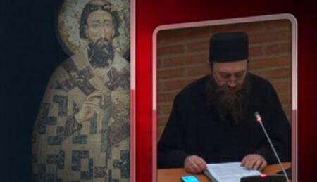 Ο άγιος Σάββας ο Χιλανδαρινός ως μοναχός του Αγίου Όρους