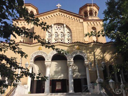 ΖΩΝΤΑΝΗ ΜΕΤΑΔΟΣΗ – Όρθρος και Θεία Λειτουργία από τον Ι.Ν. Αγίας Ζώνης Πατησίων