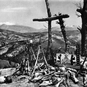 Η μάχη για το ύψωμα 731-Εαρινή επίθεση των Ιταλών το 1941