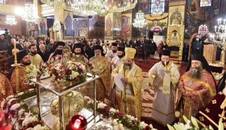 Πανήγυρις Αγίου Γρηγορίου του Παλαμά, Αρχιεπισκόπου Θεσσαλονίκης