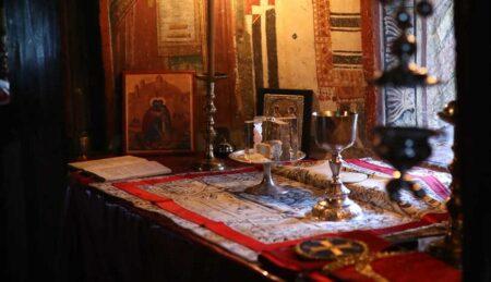 Κυριακή του Θωμά – Όρθρος και Θεία Λειτουργία – Βατοπαιδινό Μετόχι Αγίου Νικολάου Πόρτο Λάγος