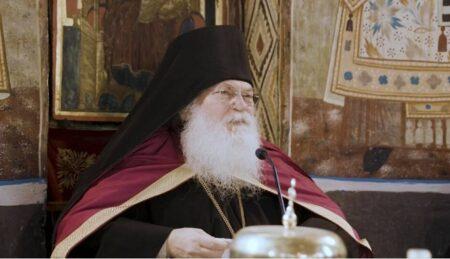 Όταν ο Γέροντας Εφραίμ αποφυλακίστηκε, την ημέρα του Ακάθιστου Ύμνου