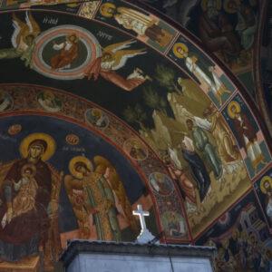 Η Βυζαντινή-Ρωμαίικη καλλιτεχνική δημιουργία ως πάθος