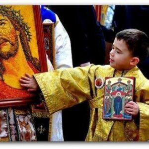 Τα παιδιά φωτογραφίζουν τους Αγίους Τόπους – Από το Πραιτώριο στον Γολγοθά (Παιδικές Δραστηριότητες)