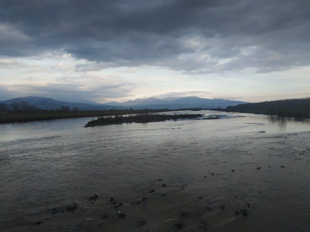 Μάρτιος στη Λίμνη Κερκίνη