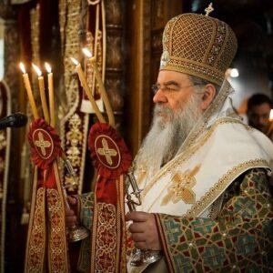 «Χριστώ τω Θεώ παραθώμεθα» εκπομπή με τον Λεμεσού Αθανάσιο (31/4/2020)