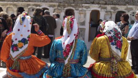 Η Λαμπροτρίτη για τους Καρπάθιους, ημέρα μνήμης των κεκοιμημένων