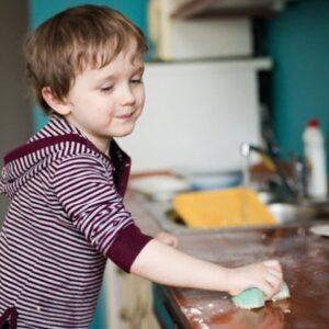 Η καθαριότητα είναι μισή αρχοντιά – Παιδικές Δημιουργίες