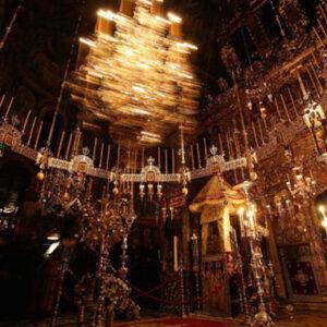 Ζωντανές αναμεταδόσεις και Βυζαντινοί Ύμνοι της Μεγάλης Εβδομάδας από την Πεμπτουσία