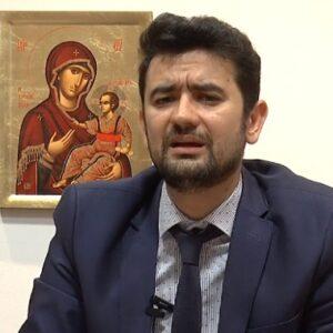 «Ω Παναγιά μου Δέσποινα» – Πέτρος Ανδρουτσόπουλος
