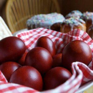 Αυγό, λαγουδάκι, αμνός.  Άγνωστοι συμβολισμοί γνωστών συμβόλων του Πάσχα