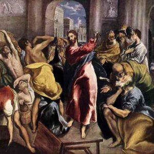Μαθαίνω για…. τον Χριστό και την εκδίωξη των εμπόρων από τον Ναό (Για εφήβους και όχι μόνο)