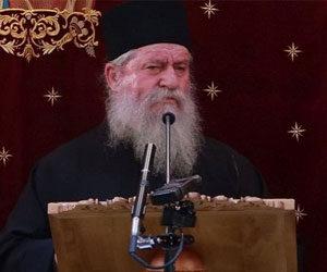 «Η νίκη στα τρία εμπόδια που κρατούσαν τον άνθρωπο στη φθορά και στον θάνατο»