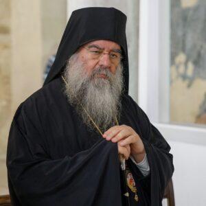 «Χριστώ τω Θεώ παραθώμεθα» εκπομπή με τον Λεμεσού Αθανάσιο (21/05/2020)