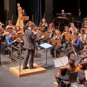 Συναυλία της Συμφωνικής Ορχήστρας Νέων ΜΜΘ-MOYSA