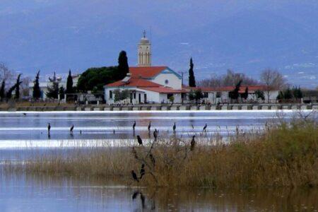 Πέμπτη της Διακαινησίμου – Αναστάσιμη Θεία Λειτουργία – Βατοπαιδινό Μετόχι Αγίου Νικολάου Πόρτο Λάγος
