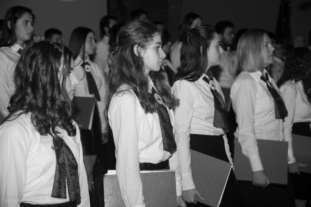 «Τραγουδάμε για την Ελλάδα», Καλλιτεχνική εκδήλωση των Ε' Ευγενείων 2020
