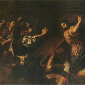 Η διπλωματία του πνεύματος. Μια προσέγγιση του έργου του Βαλεντίν ντε Μπουλόν «H έξωση των αργυραμοιβών απ΄ τον Ναό»