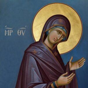 Η Εμπειρία του πόνου και η υπέρβαση δια της Θεοτόκου – Η Μάνα των πονεμένων