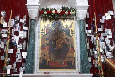 Όρθρος – Θεία Λειτουργία – Βατοπαιδινό Μετόχι Αγίου Νικολάου Πόρτο Λάγος (09/05/20)
