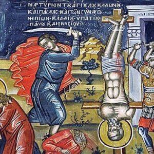 Η εμφάνιση σαν σήμερα των Αγίων Λουκιλιανού και Παντελεήμονα στον όσιο Παΐσιο!