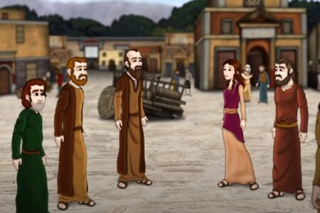 Απόστολος Παύλος – Πορεία από τη Δαμασκό μέχρι την Ακρόπολη (για παιδιά)