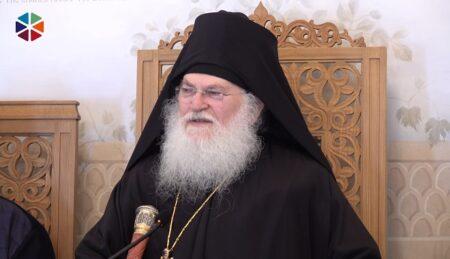 Γέρων Εφραίμ Βατοπαιδινός: «Οι ενάρετες και αγιασμένες μορφές που γνωρίσαμε υπήρξαν καρπός του Αγίου Πνεύματος»