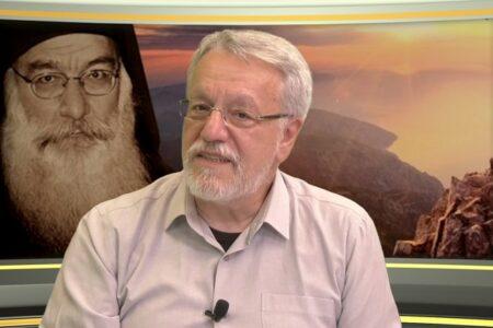 Ο Χρίστος Τσιαμούλης για το νέο cd με μελοποιημένα ποιήματα Αγιορειτών Πατέρων