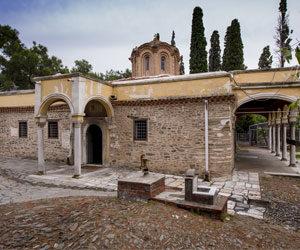 Ο εορτασμός της Μνήμης  του Αποστόλου Παύλου στην Ιερά Μονή Βλατάδων