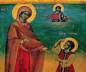 Αγίων μαρτύρων Κηρύκου και Ιουλίττης