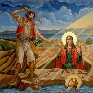 Αγία Μαρκέλλα. Η πολύαθλος και ένδοξος παρθενομάρτυς της Χίου