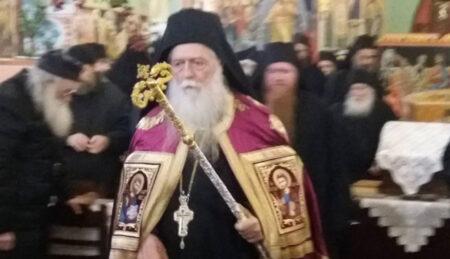 Προηγούμενος Αρχιμ. Χριστόδουλος, ο και Νέος Κτήτωρ της Μονής Κουτλουμουσίου