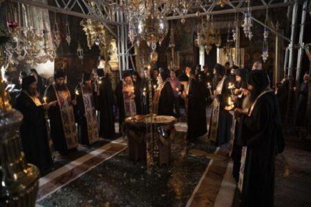 Μνημόσυνο για τον μακαριστό Γέροντα Ιωσήφ Βατοπαιδινό
