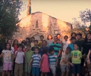 Παιδιά και παραδοσιακό τραγούδι. Ένα πείραμα…