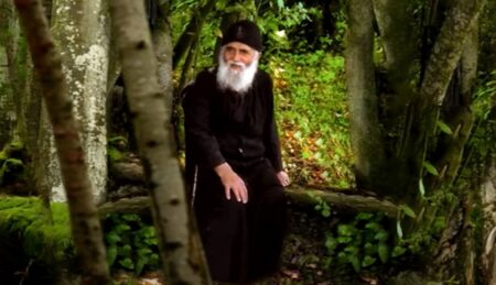 Άγιος Παΐσιος Αθωνίτης – Μητροπολίτης Λεμεσού Αθανασίου