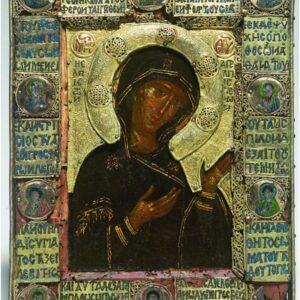 Το θαύμα της Παναγίας στα τζάμια (Θεσσαλονίκη 1940)