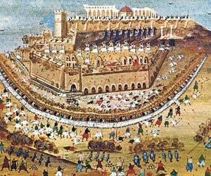 Η μάχη των Αθηνών