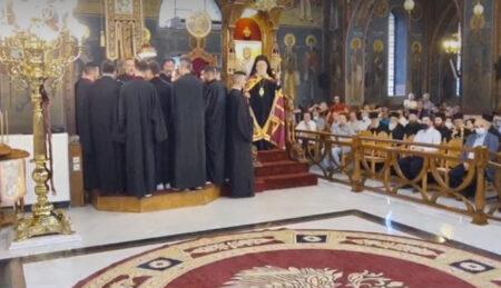 Αρχιερατικός Εσπερινός για τον πρώτο εορτασμό του Αγ. Καλλινίκου Εδέσσης-Ζωντανή Σύνδεση